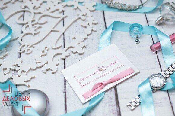 Изготовление свадебных приглашений